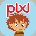 App Pixi Børnebøger
