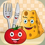 App ting i køkkenet peekaboo