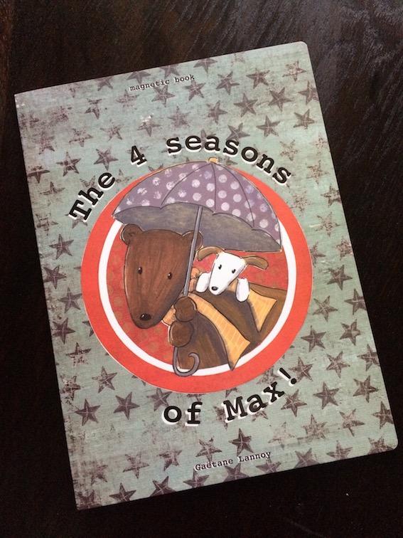 Anmeldelse af bog om fire sæsoner