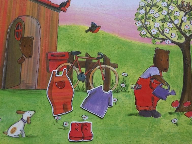 Magnetbøger til børn