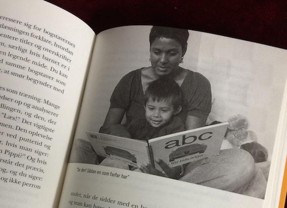 Billede fra Læs med dit barn