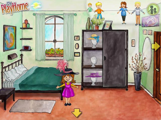 Leg med familien i jeres helt eget hus i My Play Home