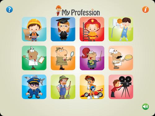 Snak om forskelligt arbejde med My Profession
