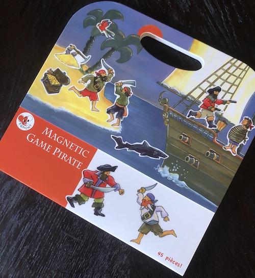 Lav spændende fortællinger med pirater
