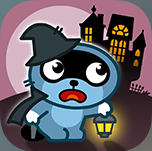 Laes anmeldelse af Pango Halloween-app