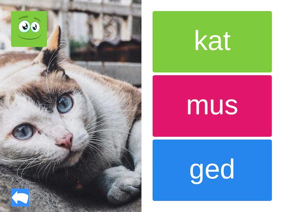 Match ord med billede